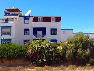 Hee nalu surf camp Rental holidays Taghazout - Agadir Morocco, Tamraght