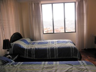 Feel at home in La Paz: comfortable bedroom