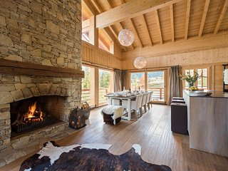 Luxurious chalet for 10/12 - Verbier 4 Valleys with 15% skipass discount