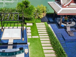 Villa Kalyana at Royal Phuket Marina - Pool