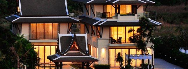 Villa Kalyana at Royal Phuket Marina - By Night