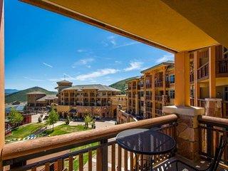 Sundial 1 Bedroom Mountain Suite