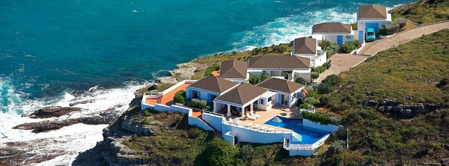 Villa Cap Au Vent 4 Bedroom (Located At The Far End Of Pointe Milou, At The