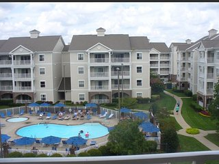 Nashville 1 bedroom condo 50% off by grand ole opry Wyndham resort