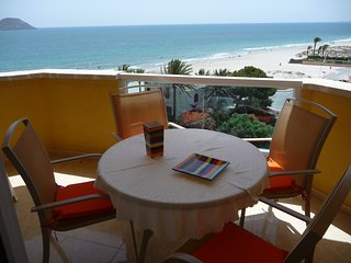 Seafront Apartment La Manga del Mar Menor, Spain