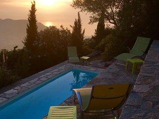 Sant Antonino , Corsica