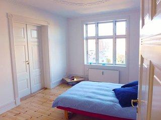 BRIGHT COSY ROOM IN COPENHAGEN CITY, Copenhagen