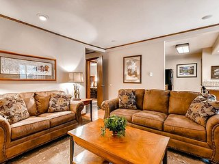 Park Place 103E Ski-in Condo Downtown Breckenridge Colorado Vacation