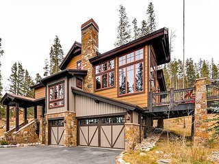 Hawks Retreat Breckenridge Luxury Home Breckenridge