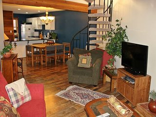 SS101 Great Condo w/Fireplace, Clubhouse, Wifi