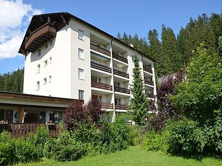 2 bedroom Apartment in Laax, Surselva, Switzerland : ref 2235706