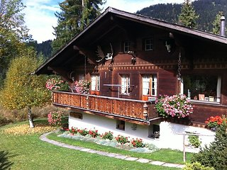 2 bedroom Apartment in Gstaad, Bernese Oberland, Switzerland : ref 2236691