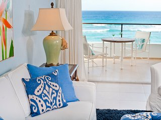 Top-Rated Barbados Beachfront Condo Makes Caribbean Dreams Come True, St. Lawrence Gap