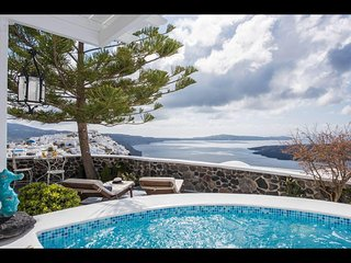morfes luxury residence, Firostefani