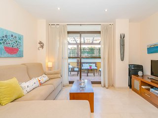 Apartamento 1hab. Terraza 80m2 privada piscina