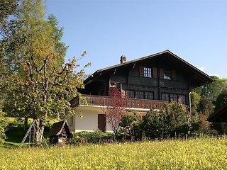 4 bedroom Apartment in Schonried, Bernese Oberland, Switzerland : ref 2297061, Schönried