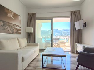 Sea View Suite for 4 persons - Belvedere Hotel, Korfos