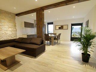 Appartement d'Oscar de 65 m² de 1 à 6 personnes, Baldersheim