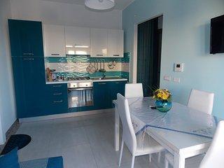 Appartamento Luna Calante adatto per una vacanza intima e tranquilla