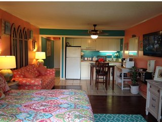 Beautiful, Remodeled 550 sq ft Studio Condo in Ocean Creek Resort~Walk to Ocean, Myrtle Beach