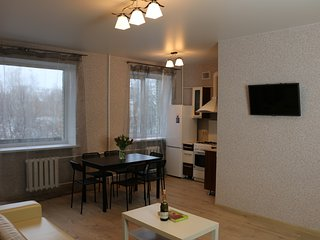 Apartment with 2 bedrooms, Minsk