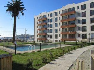 Departamento Frente a Playa La Herradura