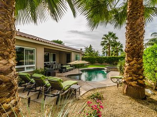 Enjoy Summer in the Desert at Newly Furnished Home with Pool/Spa