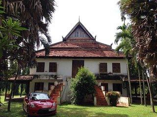 classic villa for rent