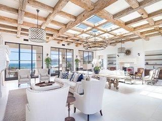 #339 Thirty Million Dollar Villa on 4+ acres & Oceanfront Bluff, Malibu