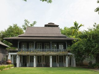 Standard room for 2 persons at Baan Suan Residence