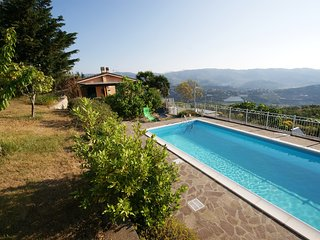 SEA VIEW APARTMENT WITH POOL | AP113, Poggi
