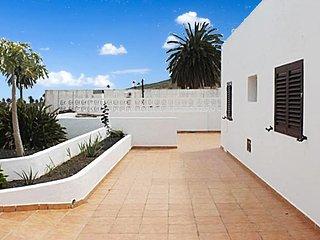 Apartment Tropical mit Garten in Haria