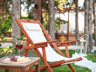 Villa Julia - Holiday rustic summer cottage, Vasilikos