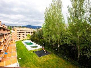 Amplio y soleado en el corazón de los Pirineos