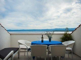 Splendido panoramicissimo appartamento (Koloc 7)