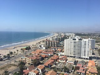 Apartment in La Serena Beach