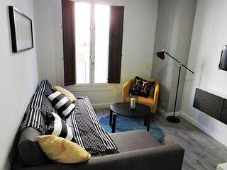 Nuevo apartamento para 2 personas, Plaza nueva