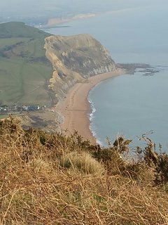 A short drive to the amazing Jurassic Coast.