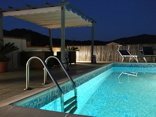 Attico con piscina privata all'Isola D'Elba, Porto Azzurro