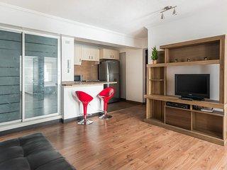 Moderna suite familiar vacaciones o negocios