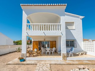 CHALET PLAYA DE DENIA,PB, PRIMERA LINEA - HOUSE ON THE BEACH FRONT LINE