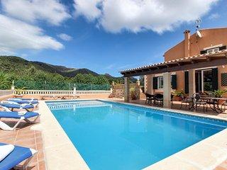 Villa Capdepera Golf, Con Piscina y Vistas Increíbles