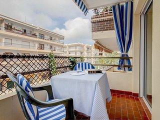 Apt. c/ balcón, fácil acceso a la playa!Ref.161005