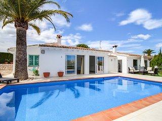 Hermosa villa c/piscina, acepta perros! Ref.161115
