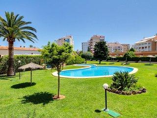 Apartamento Salobres, Con Piscina y la Playa cerca
