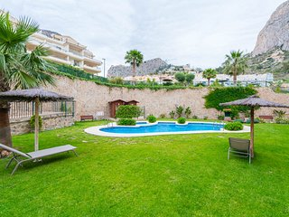Apartamento en urbanizacion Oasis Beacho de Altea