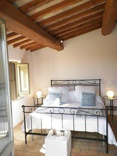 One of upper floor master bedrooms this one with private terrace. Fantastic views.!