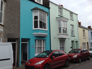 Blaenau Self Catering Holiday Home, Tenby
