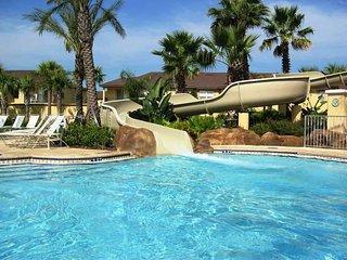 Disney Resort Villa, 4 Bd/4 Ba, Water Slides