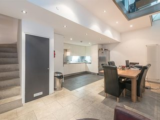 Spectacular Bright Spacious House in the heart of London - Holburn AirCon